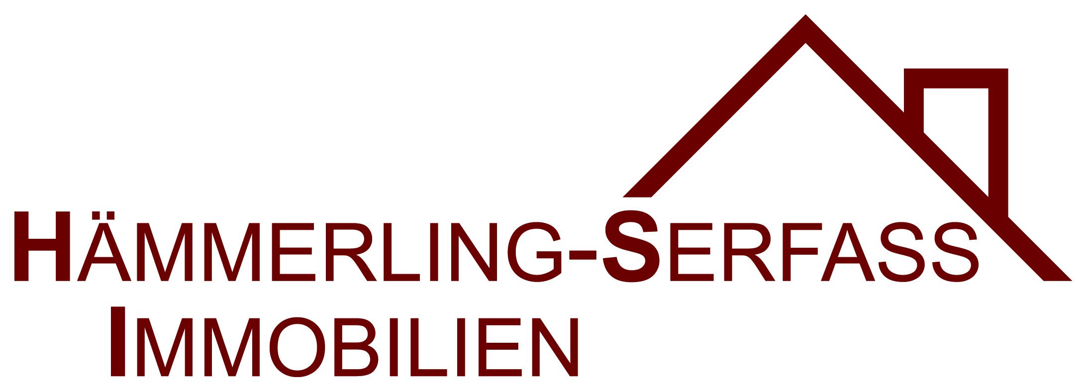 Hier sehen Sie das Logo von Hämmerling-Serfass Immobilien