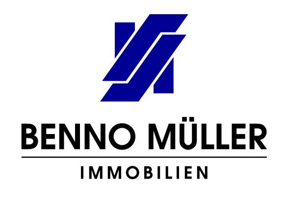 Hier sehen Sie das Logo von Benno Müller Immobilien