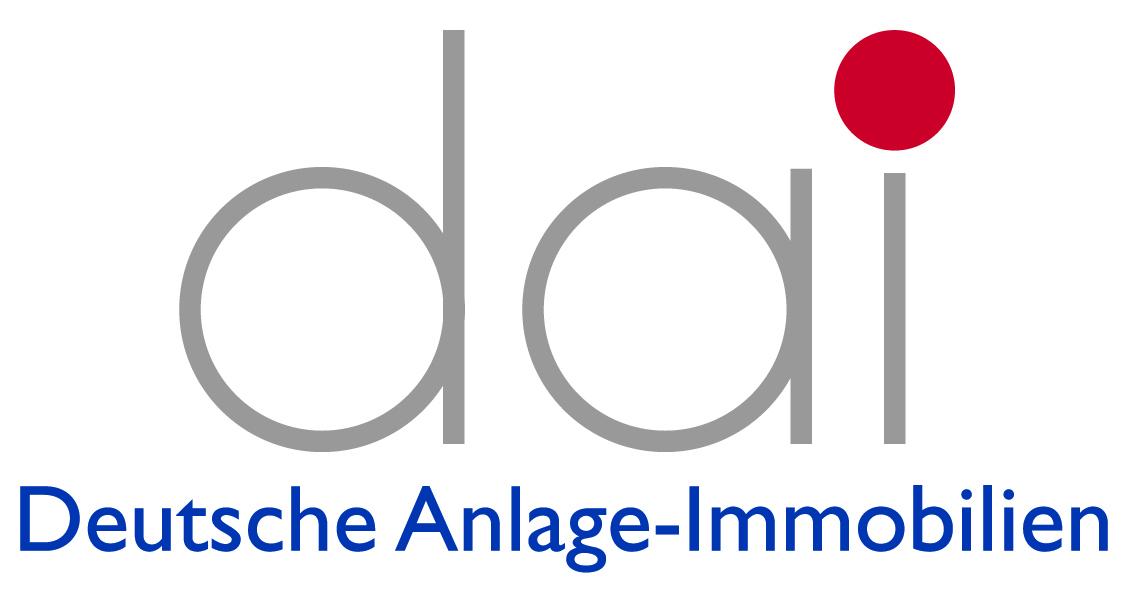 Hier sehen Sie das Logo von DAI Deutsche Anlage-Immobilien GmbH