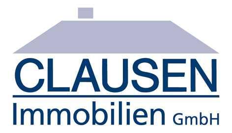 Hier sehen Sie das Logo von Clausen-Immobilien GmbH
