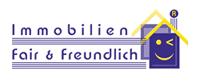 Hier sehen Sie das Logo von Immobilien Fair & Freundlich, NL Aachen, Inhaber EBF GbR