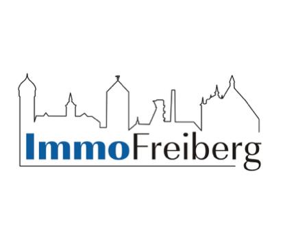 Hier sehen Sie das Logo von ImmoFreiberg