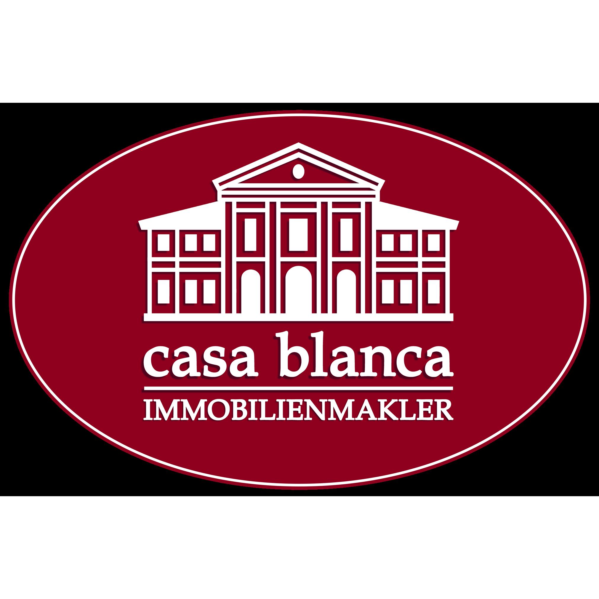 Hier sehen Sie das Logo von casa blanca - Immobilienmakler, Robert Czambor (Inhaber)