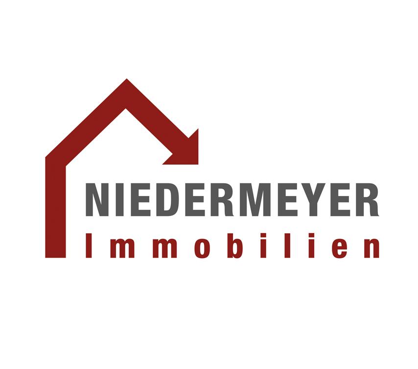 Hier sehen Sie das Logo von Niedermeyer Immobilien
