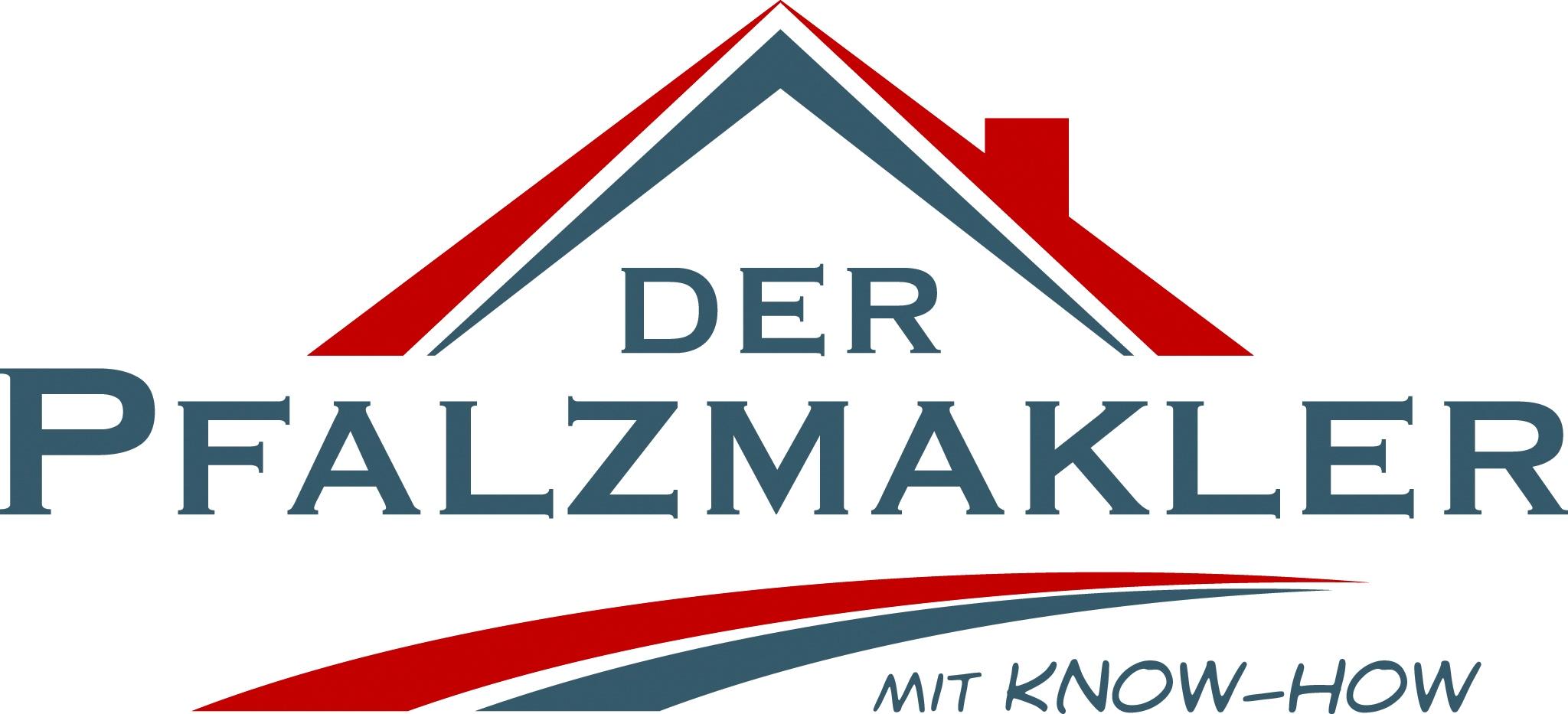 Hier sehen Sie das Logo von Der Pfalzmakler - Immobilienmakler IHK - IVD