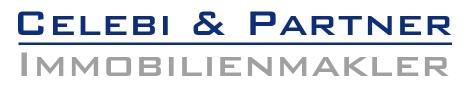 Hier sehen Sie das Logo von CELEBI & PARTNER Immobilienmakler