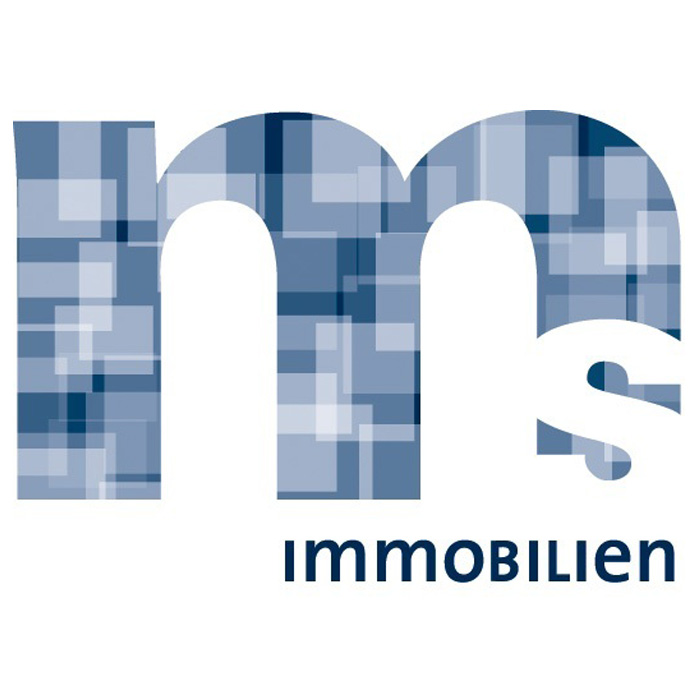 Hier sehen Sie das Logo von ms Immobilien