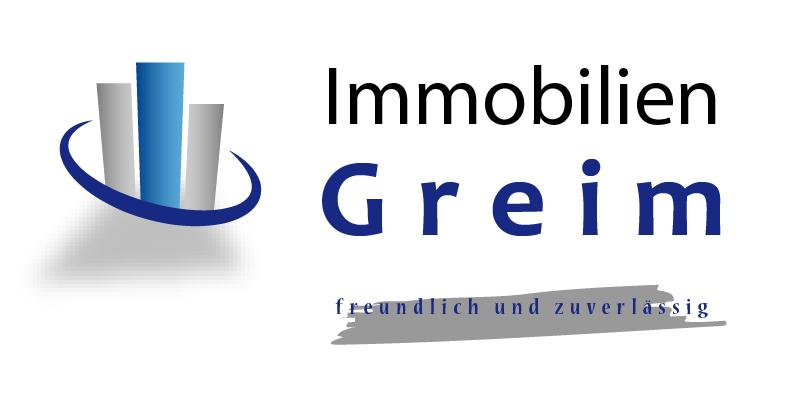 Hier sehen Sie das Logo von Immobilien Greim
