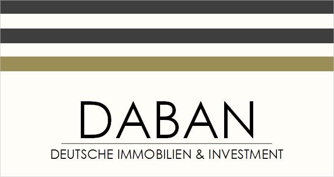 Hier sehen Sie das Logo von Daban Deutsche Immobilien & Investment