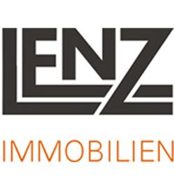 Hier sehen Sie das Logo von Lenz Immobilien