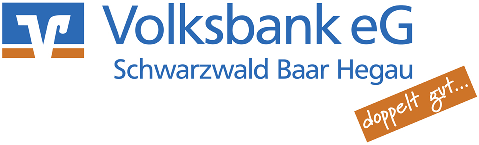 Hier sehen Sie das Logo von Volksbank eG Schwarzwald Baar Hegau
