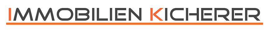 Hier sehen Sie das Logo von IMMOBILIEN KICHERER