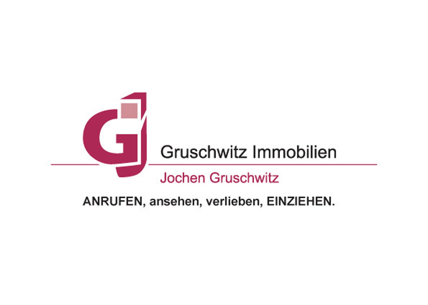 Hier sehen Sie das Logo von Gruschwitz-Immobilien