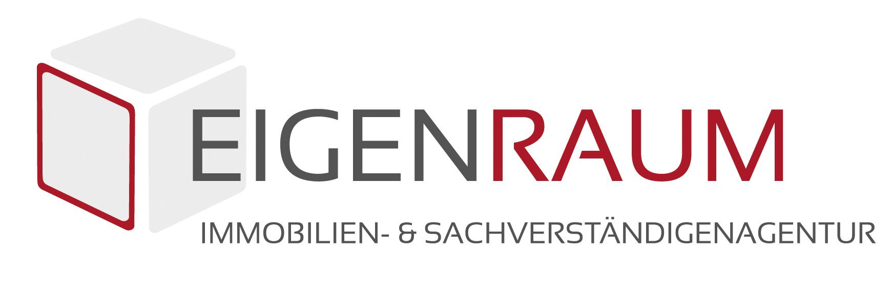 Hier sehen Sie das Logo von EIGENRAUM Immobilien- & Sachverständigenagentur