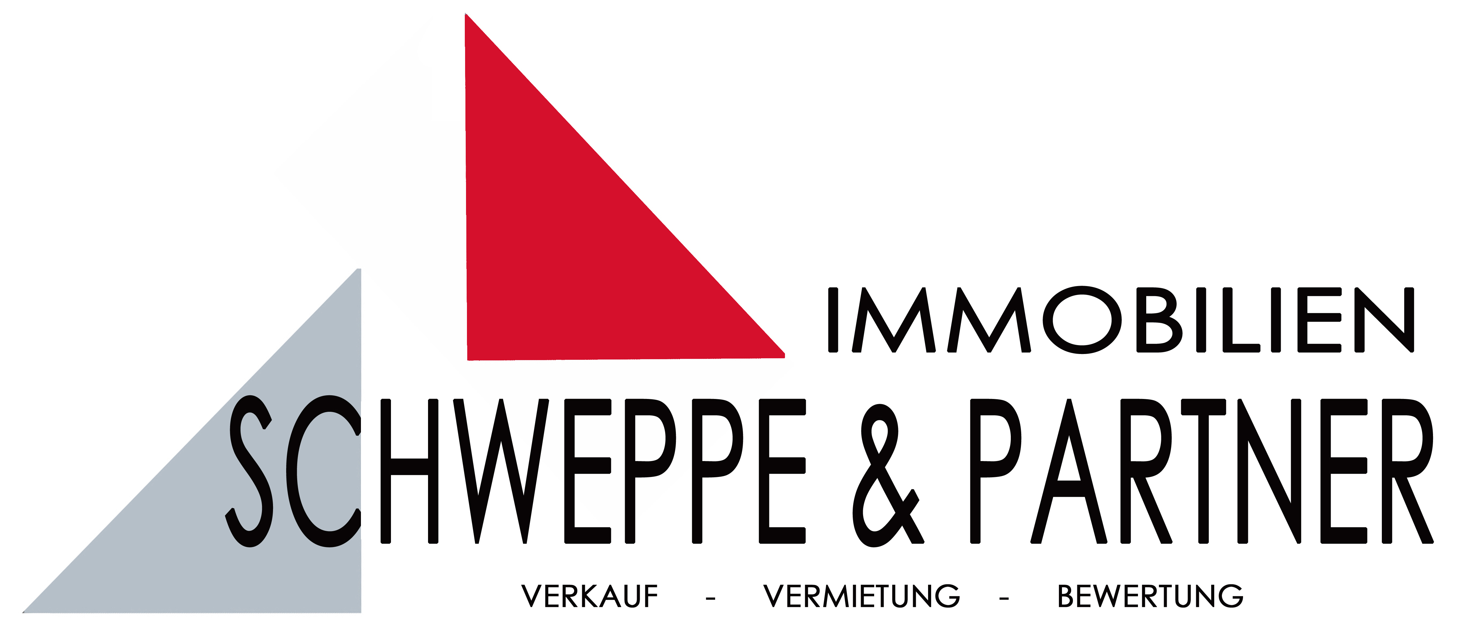 Hier sehen Sie das Logo von Schweppe & Partner Immobilien