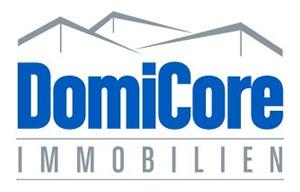 Hier sehen Sie das Logo von DomiCore Immobilien