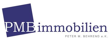 Hier sehen Sie das Logo von PMBimmobilien - Peter M. Behrend e.K.