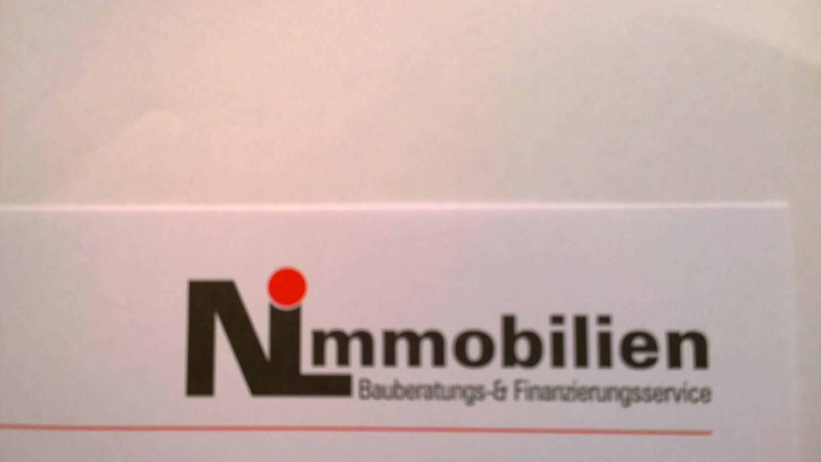 Hier sehen Sie das Logo von NL-Immobilien