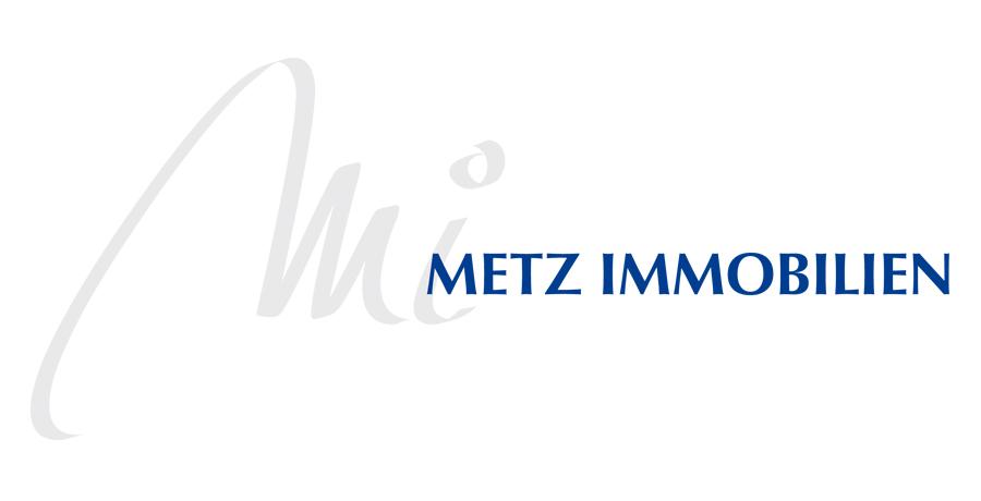 Hier sehen Sie das Logo von Metz Immobilien