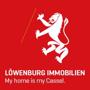 Hier sehen Sie das Logo von Löwenburg Immobilien