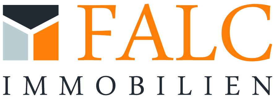 Hier sehen Sie das Logo von FALC Immobilien Köln
