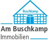 Hier sehen Sie das Logo von Am Buschkamp Immobilien GmbH & Co. KG