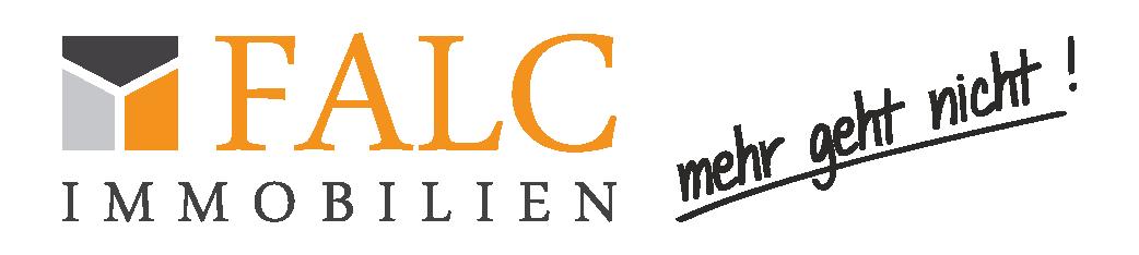 Hier sehen Sie das Logo von Falc Immobilien Rostock