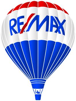 Hier sehen Sie das Logo von RE/MAX Living Immobilien