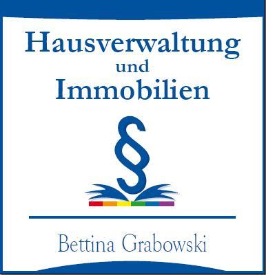 Hier sehen Sie das Logo von Hausverwaltung & Immobilien Bettina Grabowski