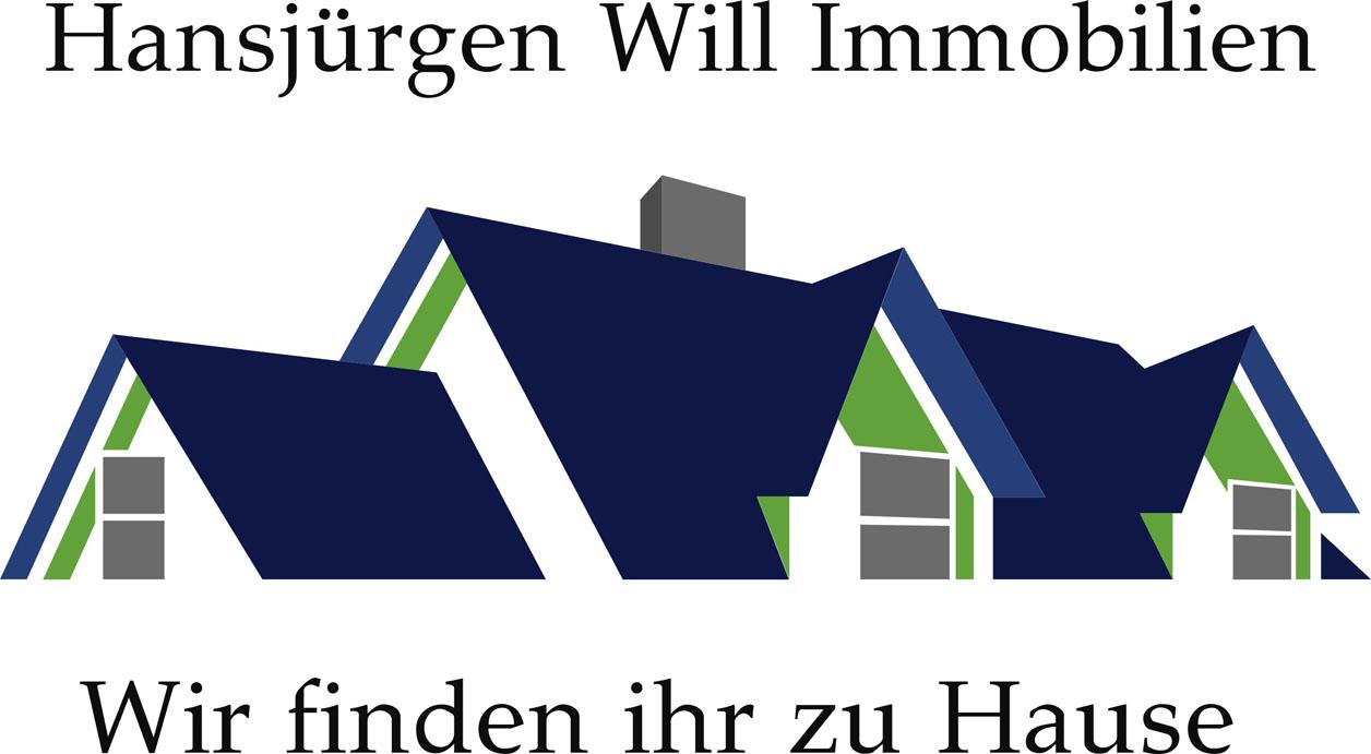 Hier sehen Sie das Logo von H. J. W. Immobilien