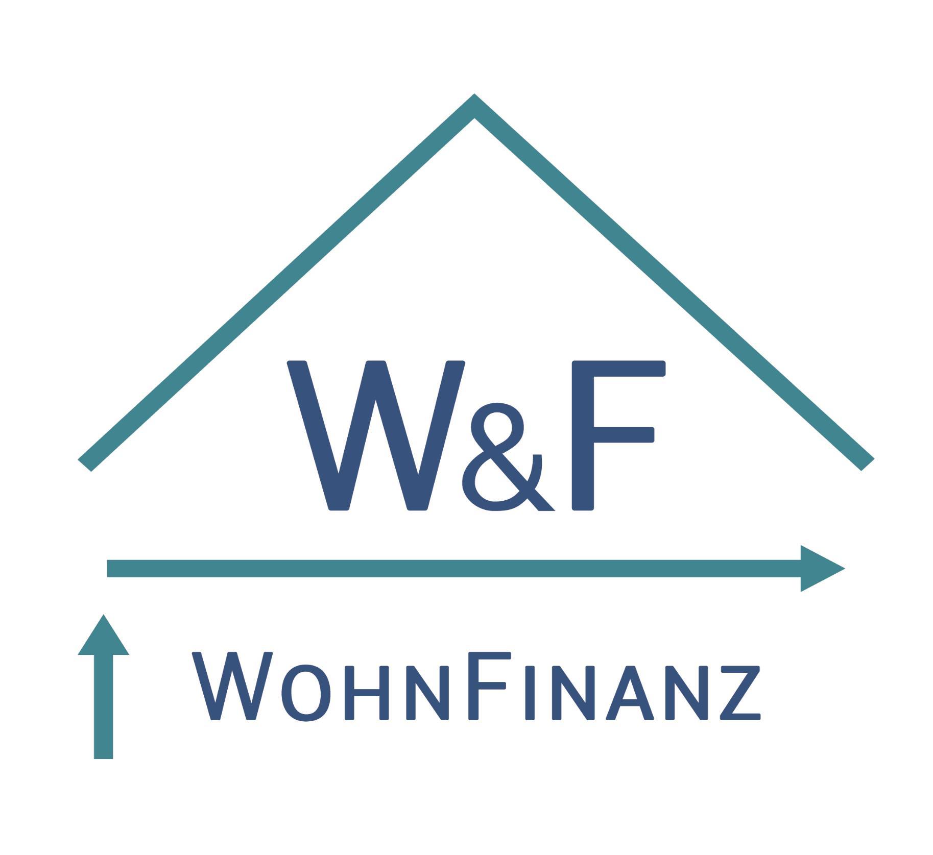 Hier sehen Sie das Logo von W&F Wohnfinanz GmbH