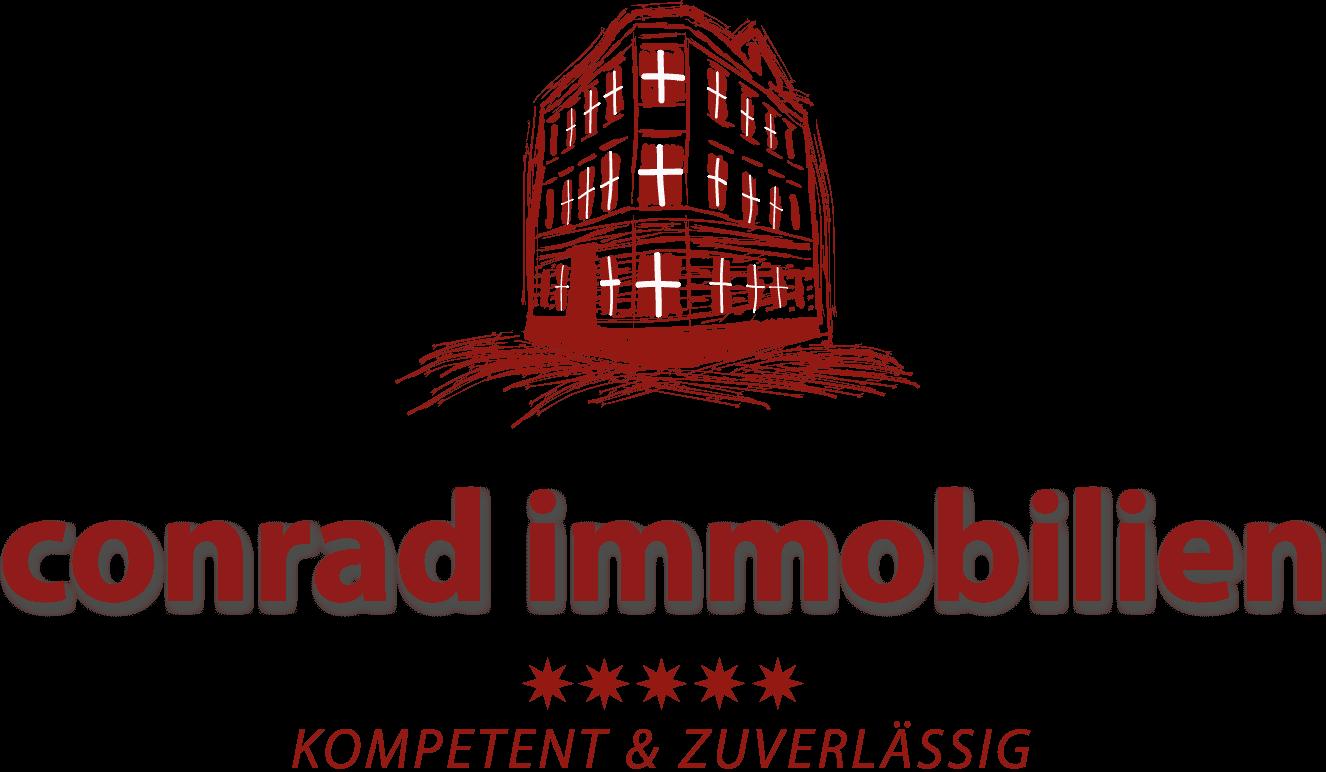 Hier sehen Sie das Logo von Conrad Immobilien