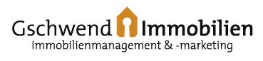 Hier sehen Sie das Logo von Gschwend Immobilien