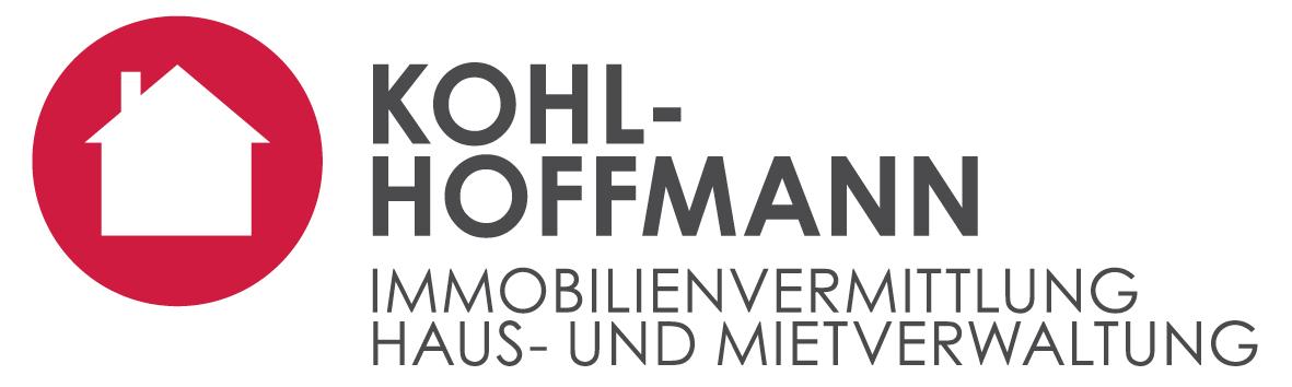 Hier sehen Sie das Logo von Kohl-Hoffmann Immobilien