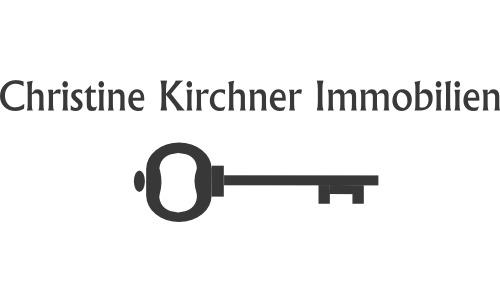 Hier sehen Sie das Logo von Christine Kirchner Immobilien