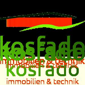 Hier sehen Sie das Logo von kosfado