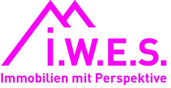 Hier sehen Sie das Logo von I.W.E.S. Immobilien