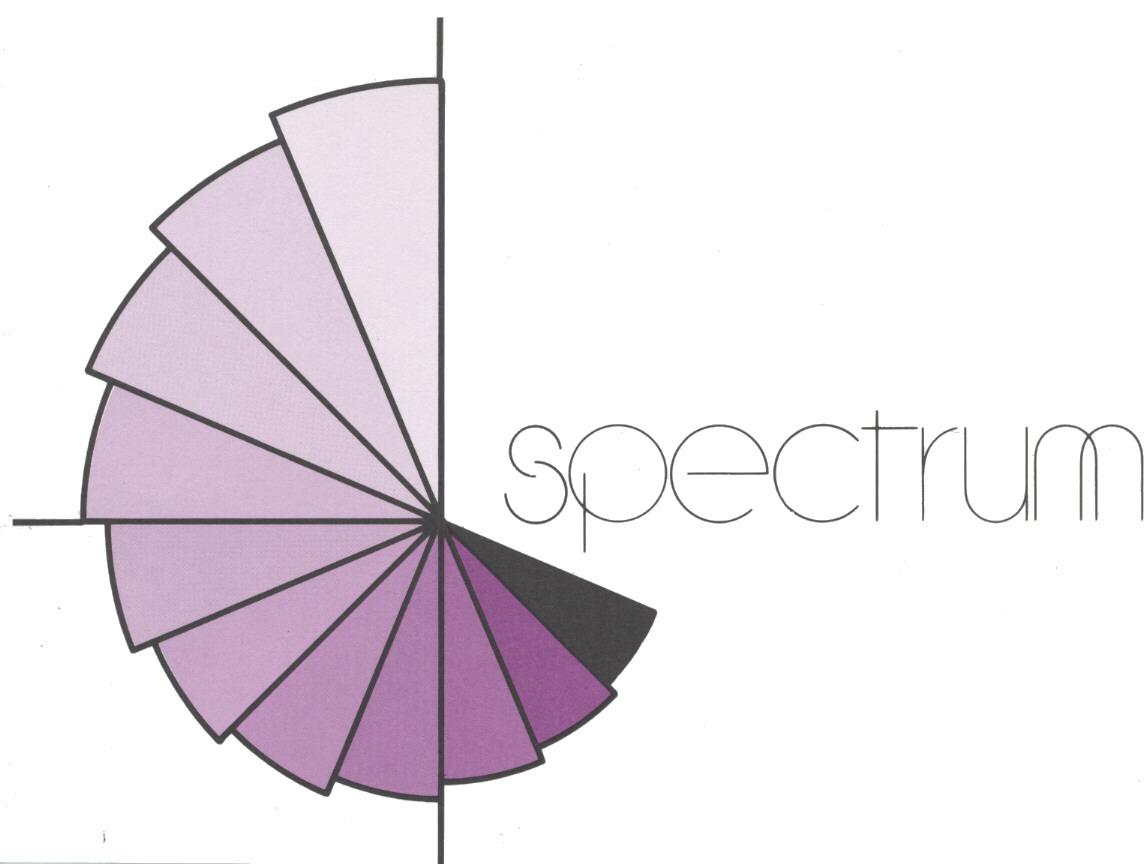 Hier sehen Sie das Logo von Spectrum / Bernd Schau
