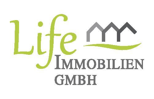 Hier sehen Sie das Logo von Life Immobilien GmbH