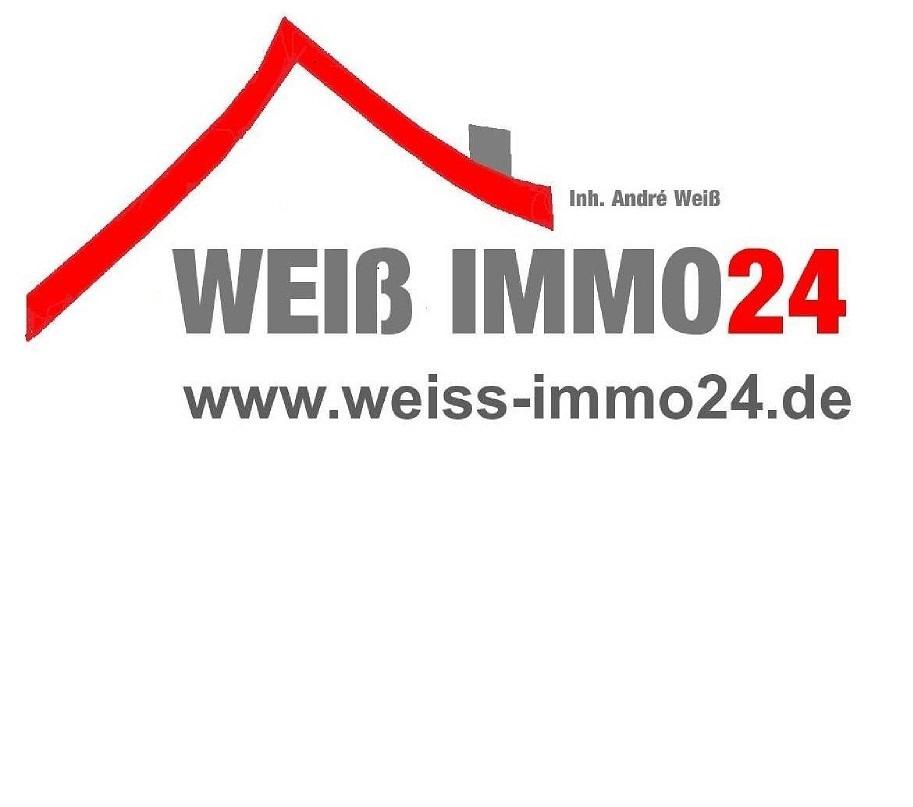 Hier sehen Sie das Logo von WEIß IMMO24