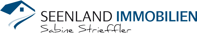 Hier sehen Sie das Logo von Seenland Immobilien