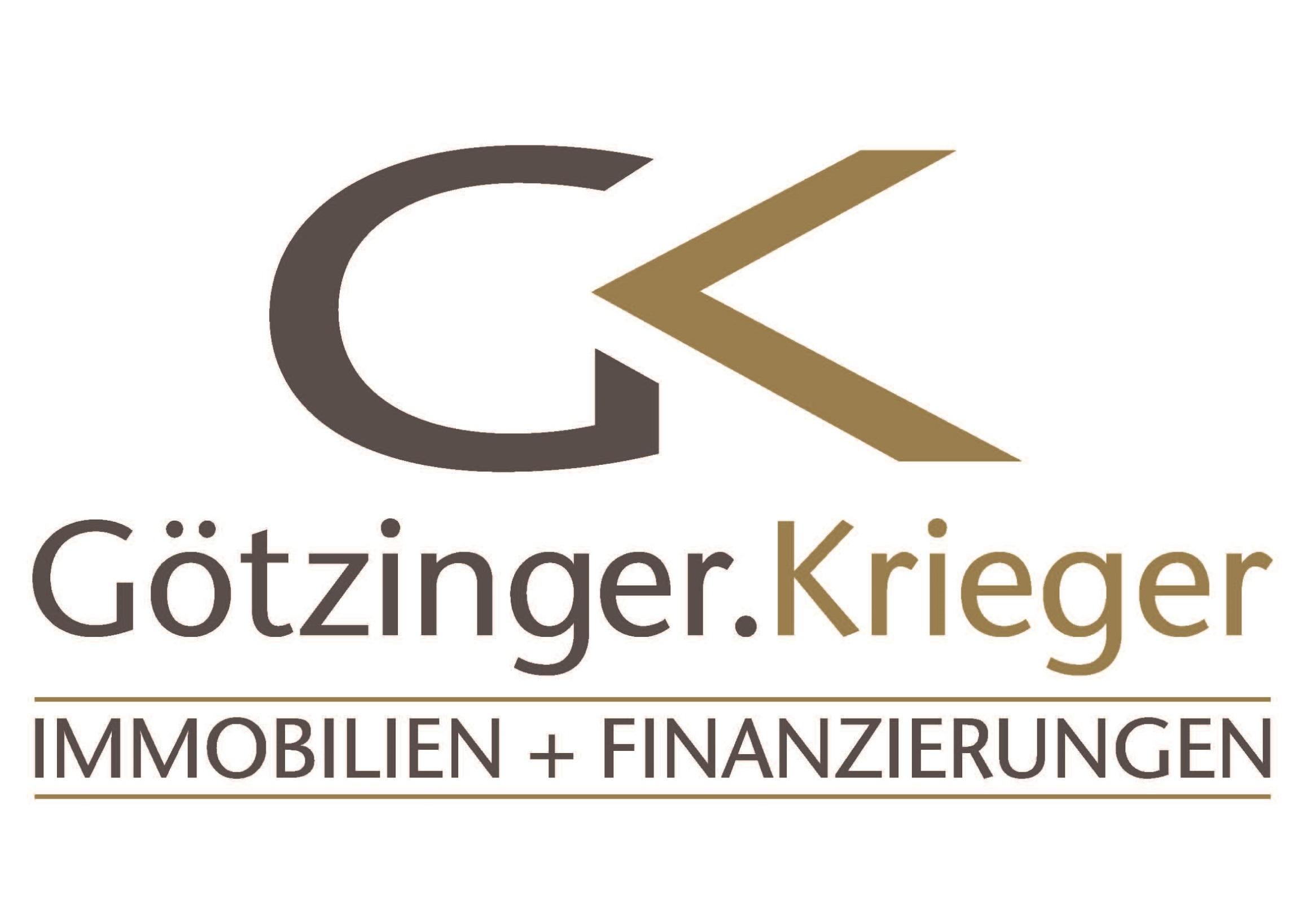 Hier sehen Sie das Logo von Götzinger.Krieger GmbH
