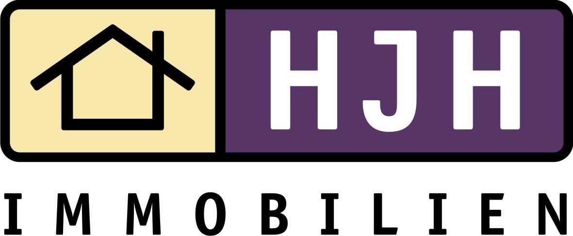 Hier sehen Sie das Logo von HJH Immobilien