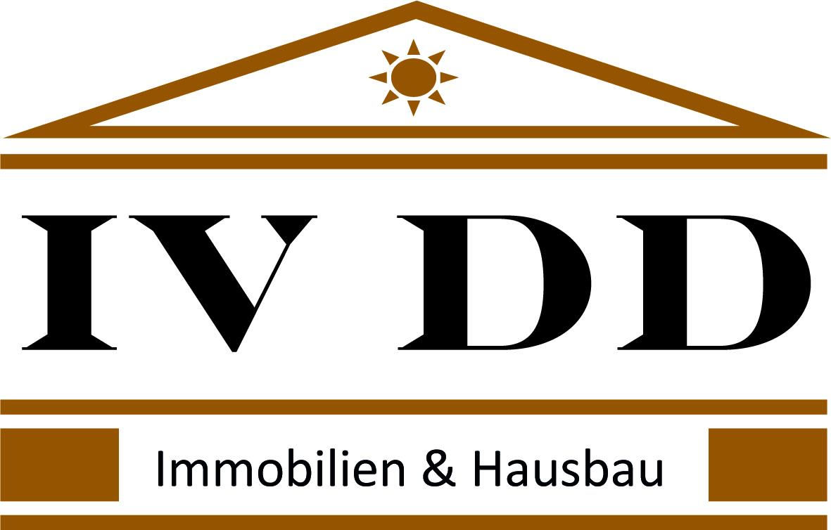 Hier sehen Sie das Logo von Immobilienvertrieb Dresden    IVDD
