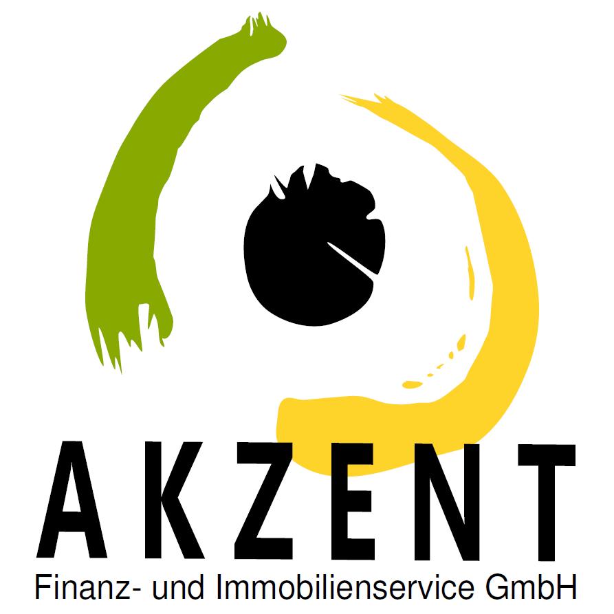 Hier sehen Sie das Logo von AKZENT Finanz- und Immobilienservice GmbH