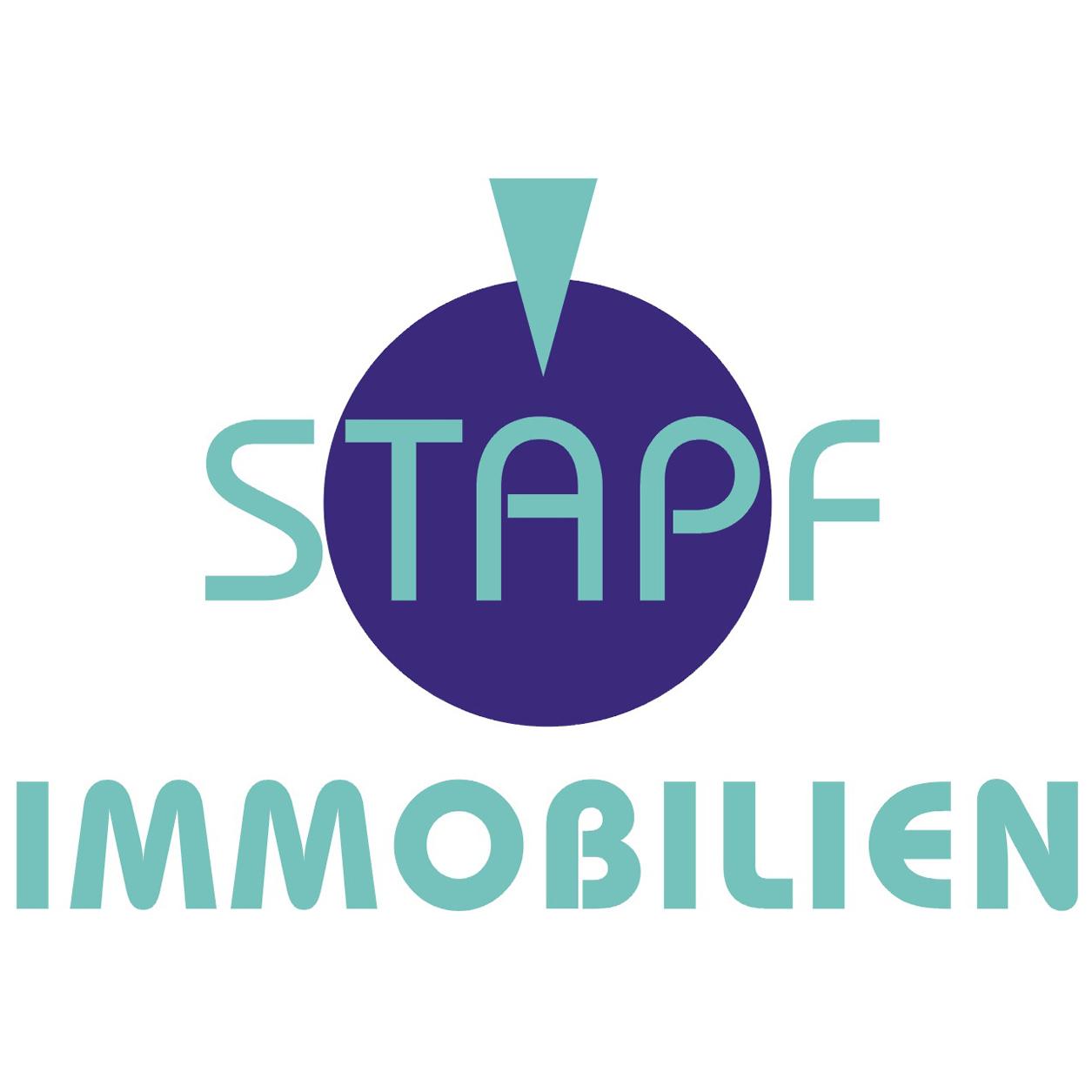 Hier sehen Sie das Logo von Stapf Immobilien e.K.