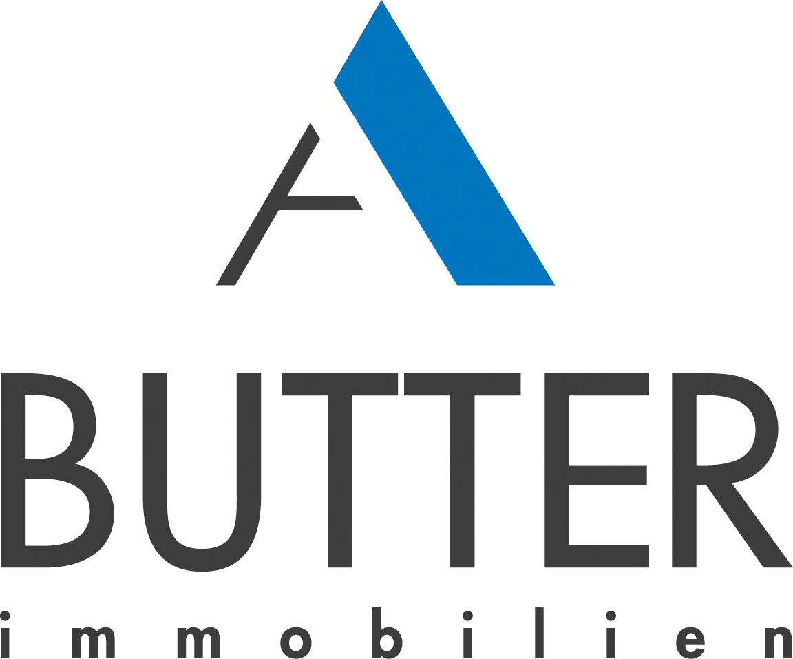 Hier sehen Sie das Logo von Butter Immobilien