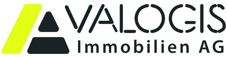 Hier sehen Sie das Logo von VALOGIS Immobilien AG