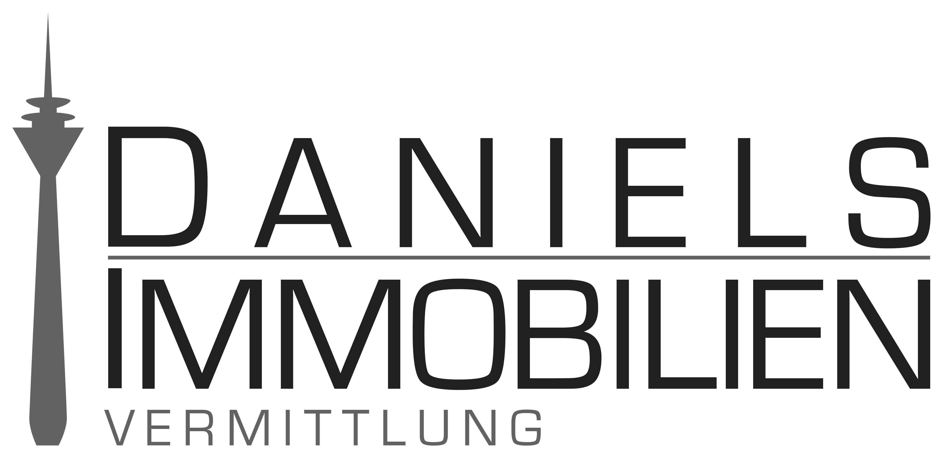 """Hier sehen Sie das Logo von Ingo Daniels handelnd unter """"Daniels Immobilien - Vermittlung"""