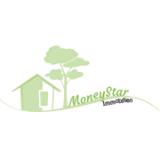 Hier sehen Sie das Logo von Moneystar Immobilien